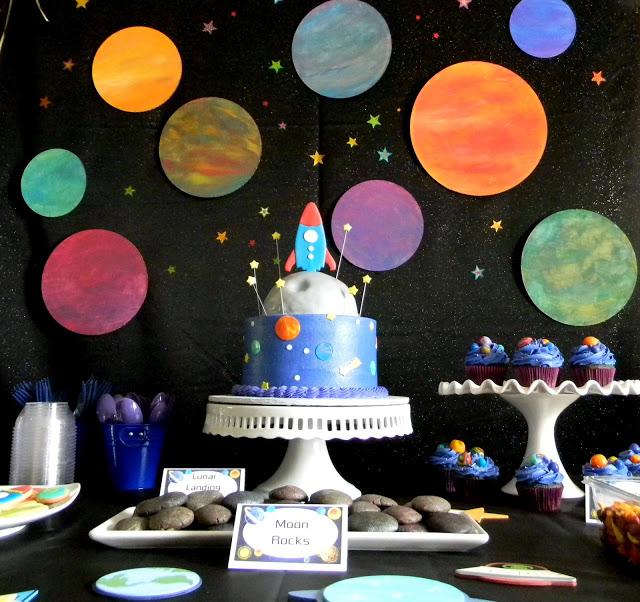 fiesta del espacio una fiesta fuera de este mundo