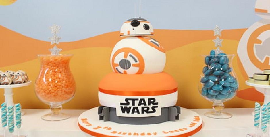 Ideas para una fiesta moderna de Star Wars