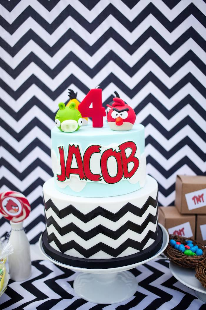 View More: http://annagondaphotography.pass.us/jacob4thbirthday