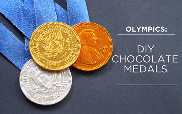 DIY-Chocolate-Medals