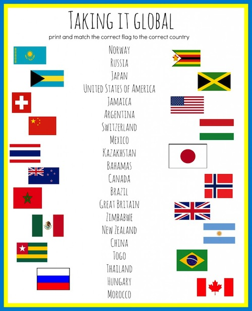 flag-match