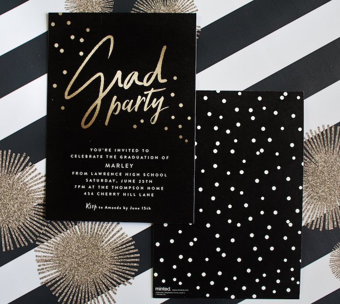 Black-White-Gold-Graduation-Party-via-Karas-Party-Ideas-KarasPartyIdeas.com17
