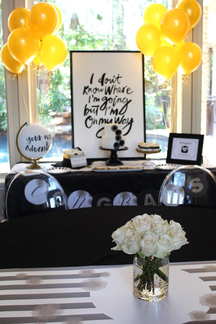 Black-White-Gold-Graduation-Party-via-Karas-Party-Ideas-KarasPartyIdeas.com23