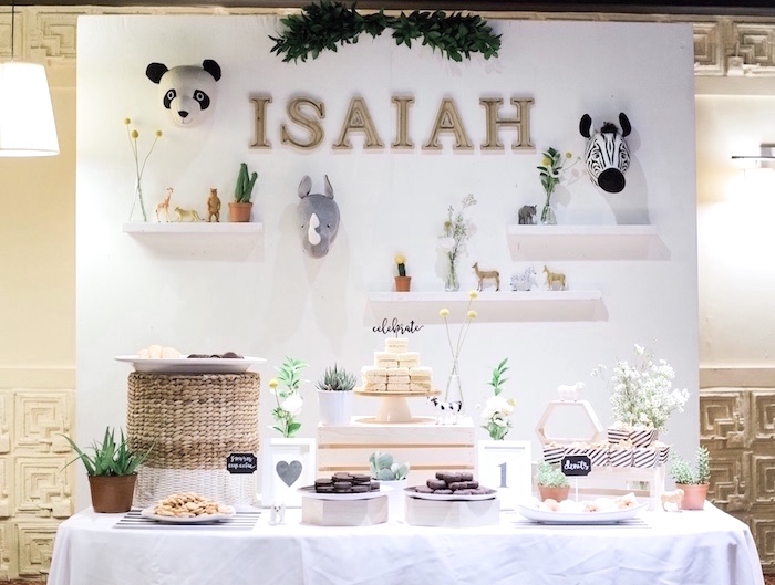 Modern-Animal-Birthday-Party-via-Karas-Party-Ideas-KarasPartyIdeas.com21