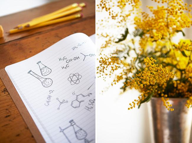 una boda con mucha química-8