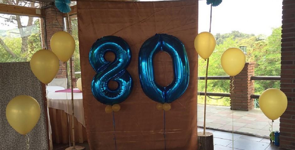fiesta 80 años