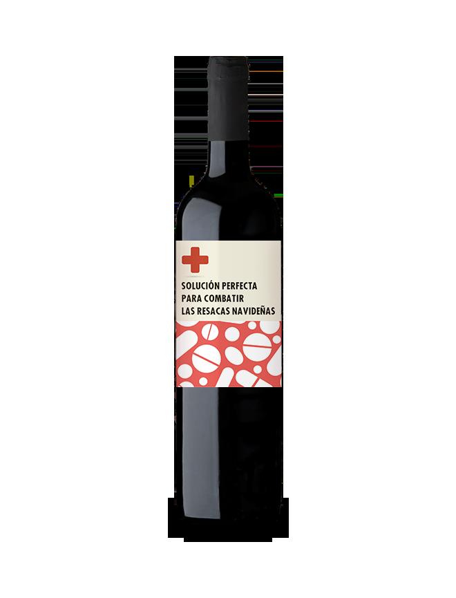 Etiqueta tu Vino - Vino personalizado 10