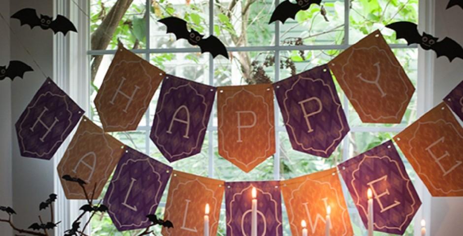 prepara una fiesta de halloween inspirada en harry potter