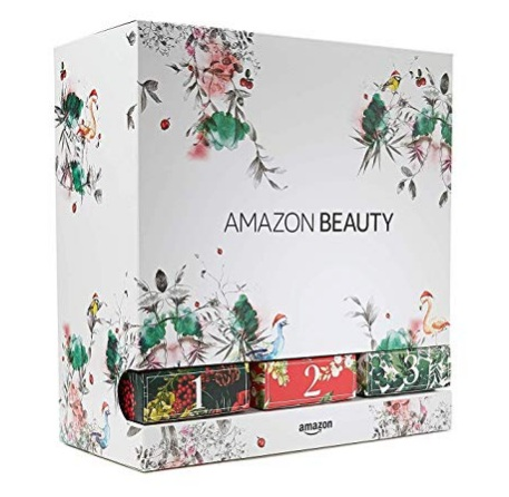 Calendario adviento Amazon Beauty