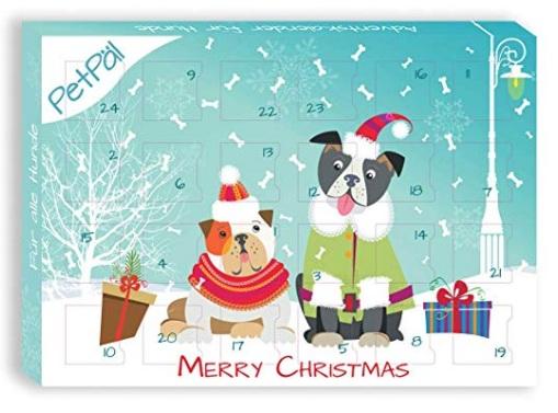 Calendarios adviento perros