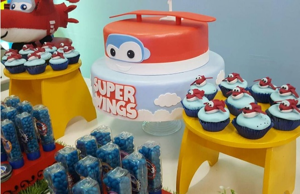 Fiesta super wings