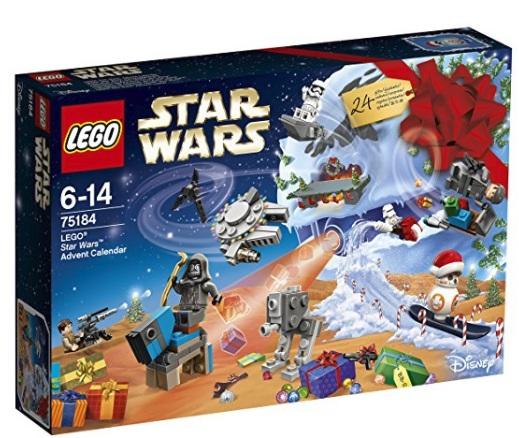 Calendarios adviento Lego star Wars