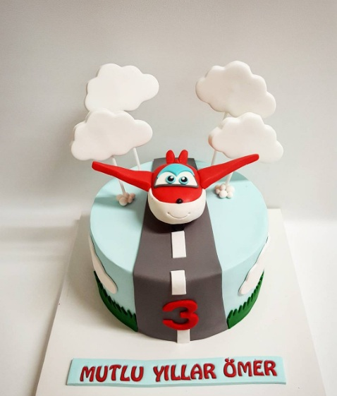 Super wings pastel