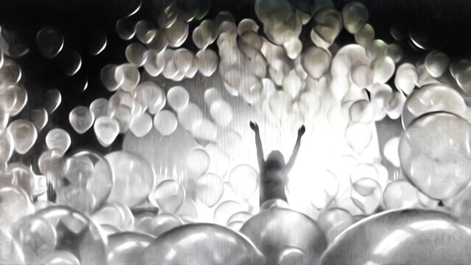 Penguins |Hacen magia con los globos
