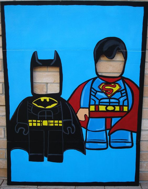 Ideas para organizar una fiesta Lego Batman