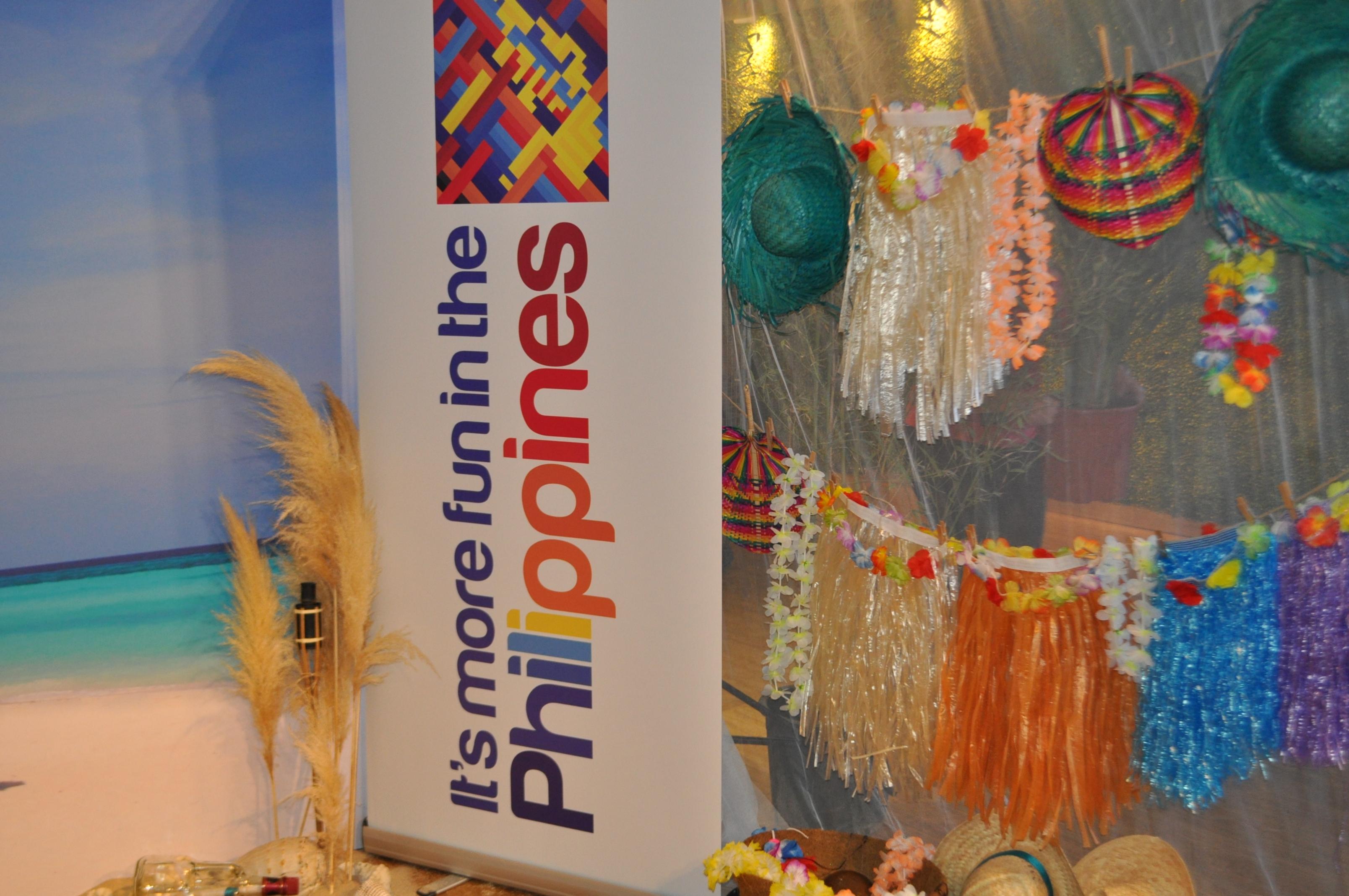 Beach Corner para la Oficina de turismo de Filipinas