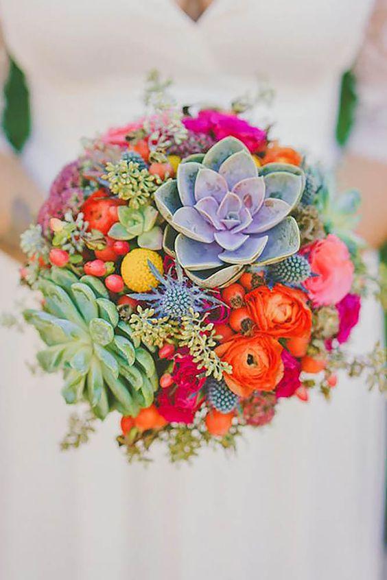 cactus en tu boda