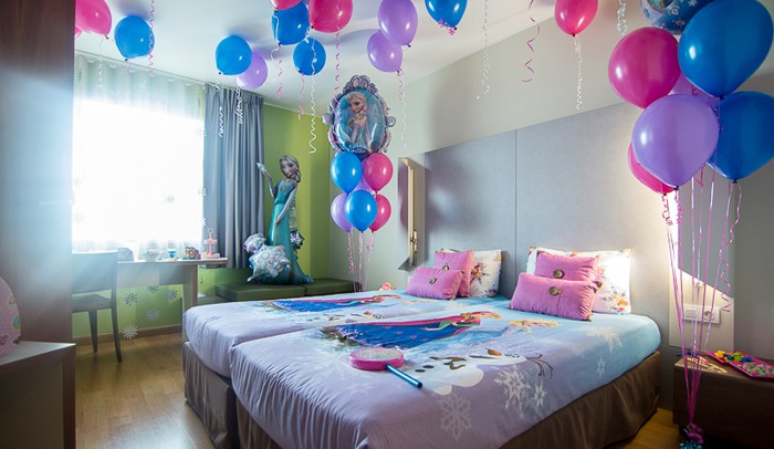 Primer Hotel que celebra fiesta pijamas
