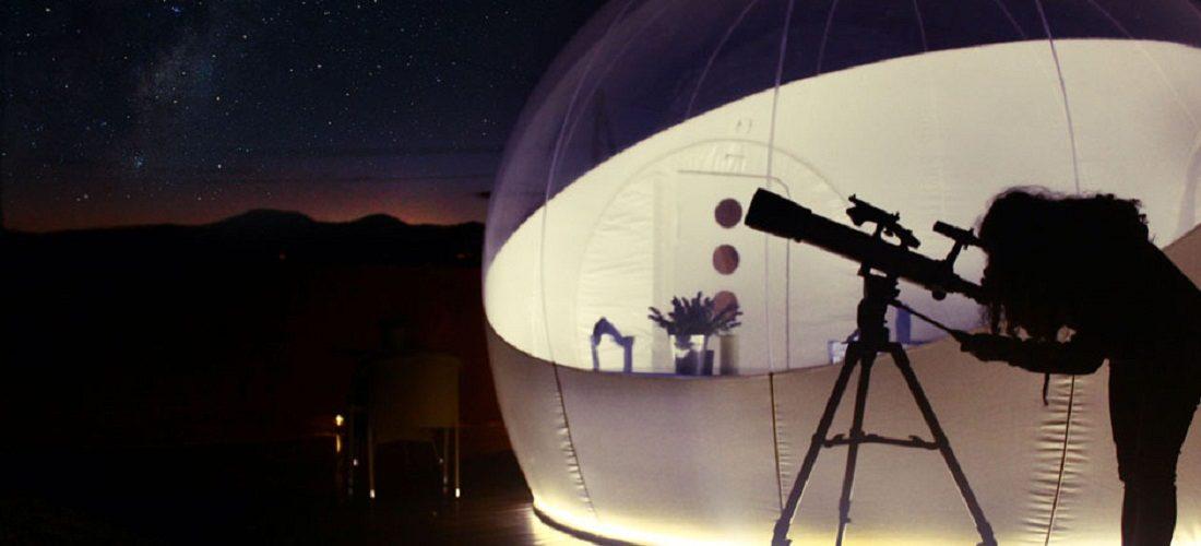 14 Experiencias únicas para ver las estrellas este verano