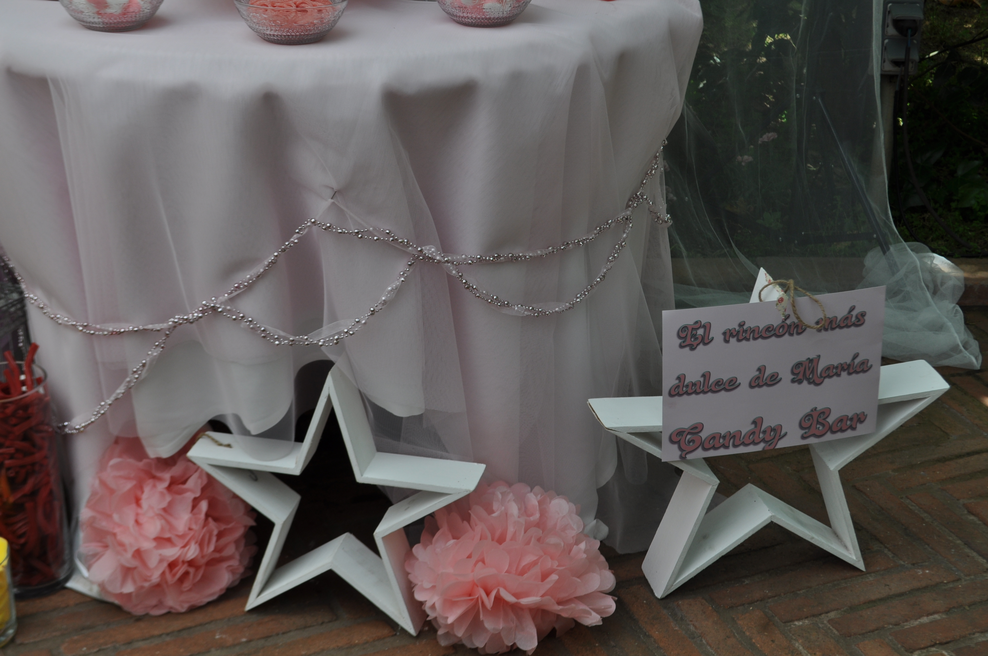 Mesa de dulces it party