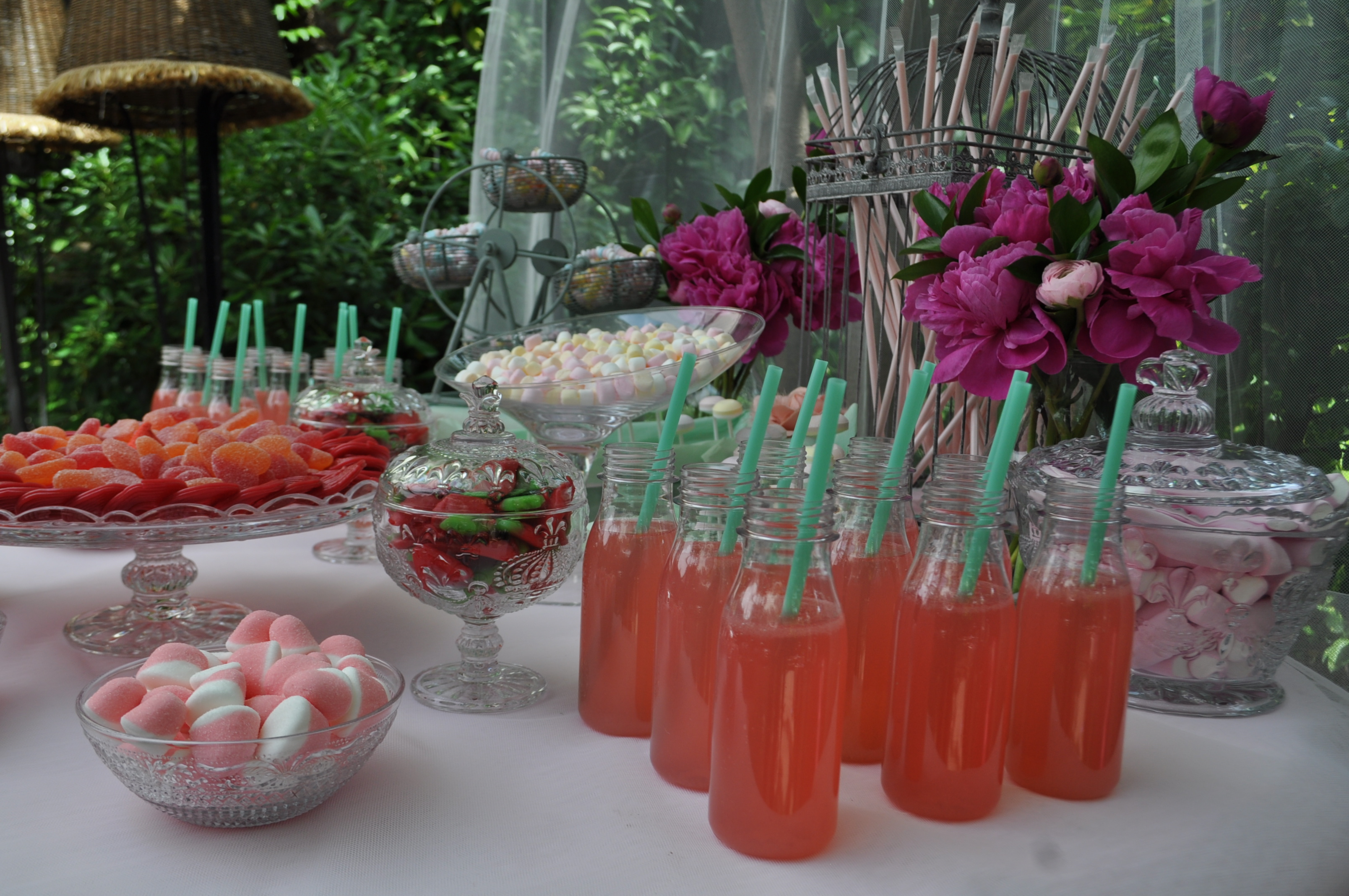 limonada rosa it party