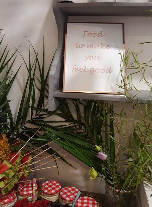 Food to make you feel good