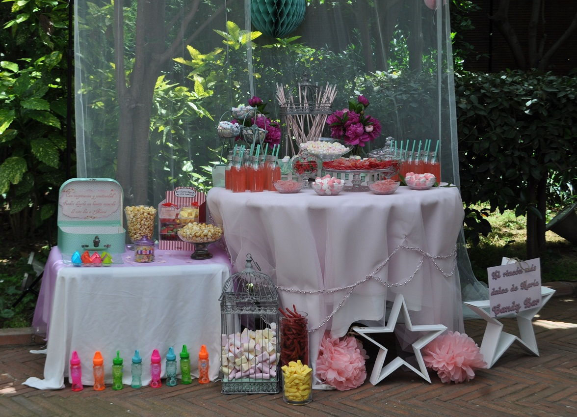 Candy bar it party