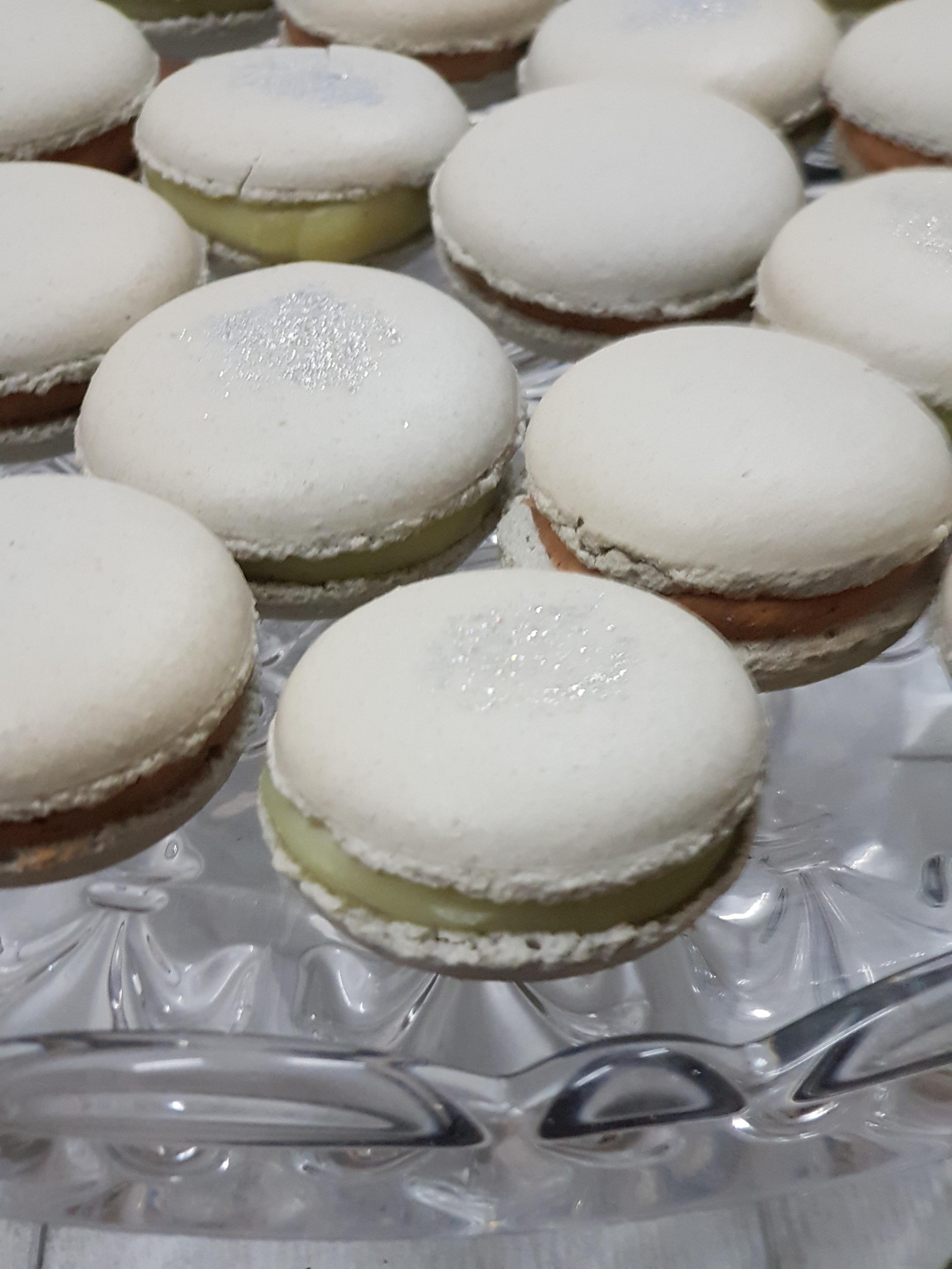 Cumpleaños Mar - Macarons