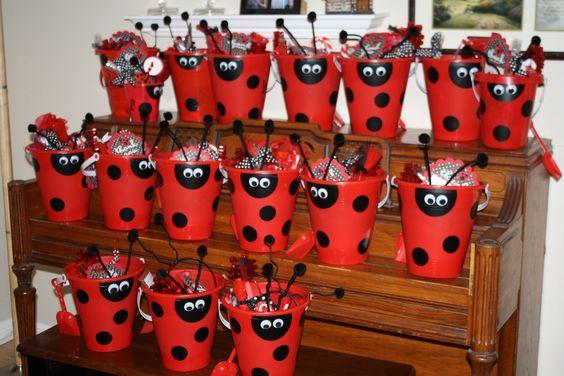 itparty ideas Fiesta Ladybug