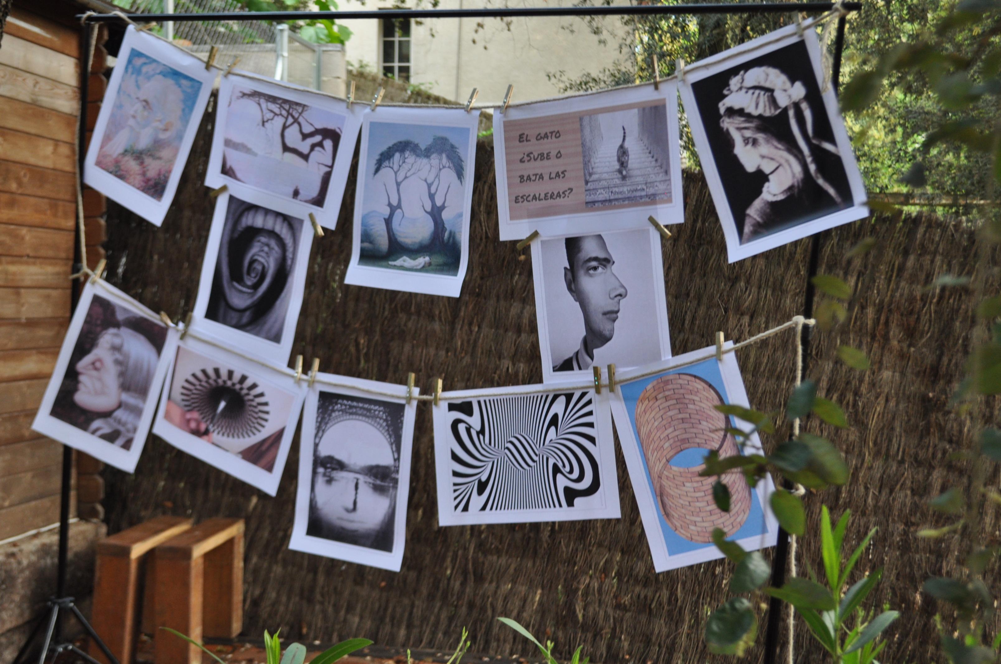 Marcos customizados para un photocall inolvidable en la comunión de Andrea