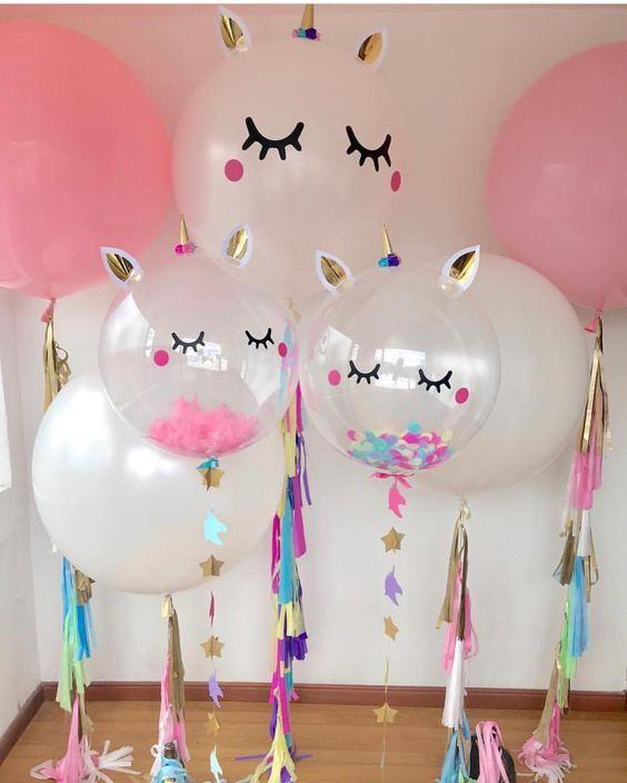 Ideas Originales Para Una Fiesta Unicornio Magica