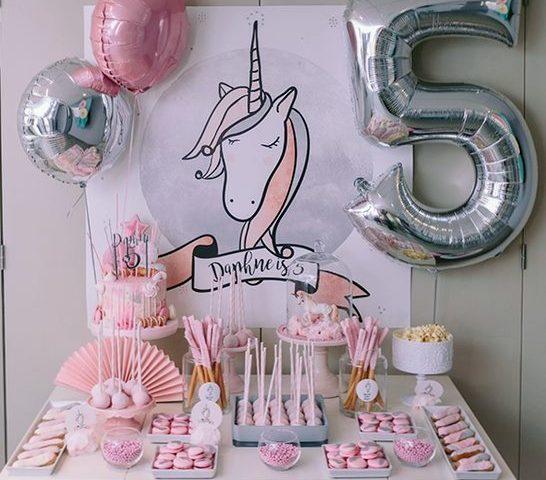 3d164b9ee Ideas originales para una fiesta unicornio ¡mágica!