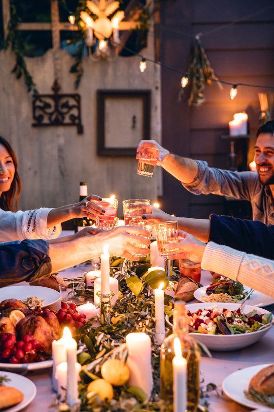 ideas para celebrar acción de gracias