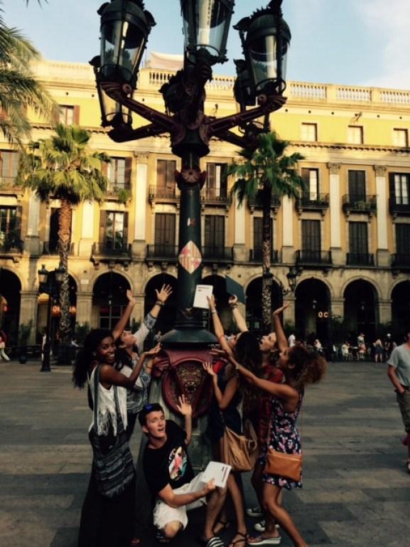 gincanas en barcelona