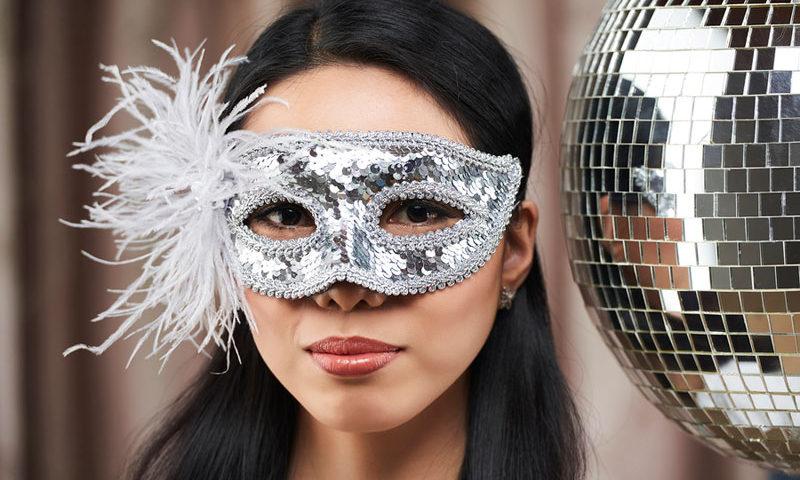 fiesta de baile de máscaras
