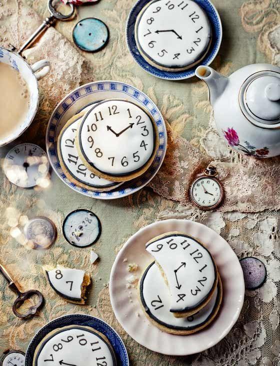 La fiesta del té