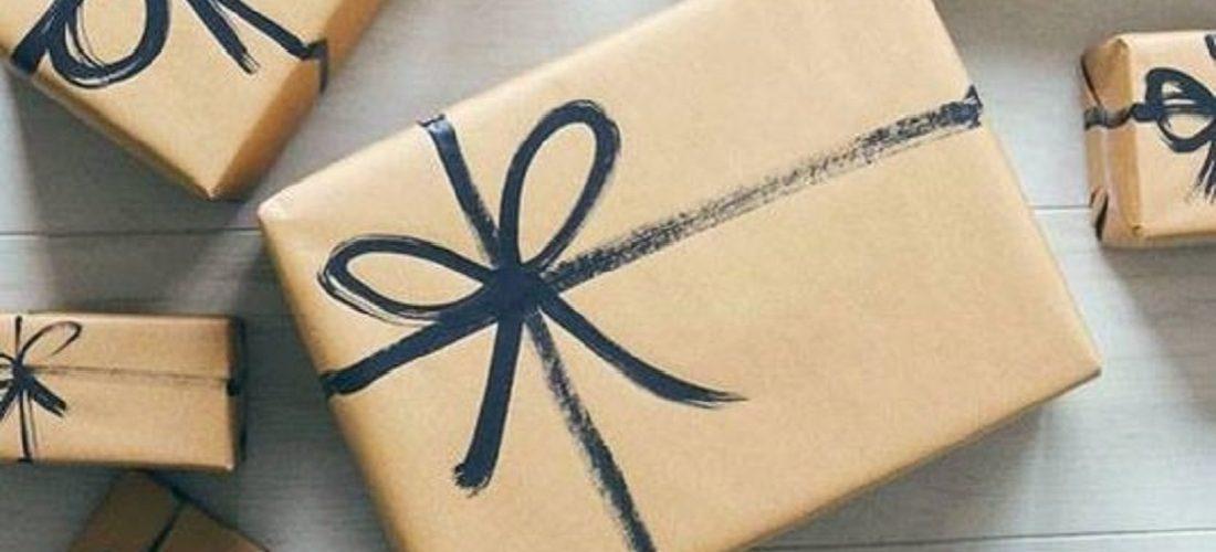 Ideas originales para dar regalos en Navidad