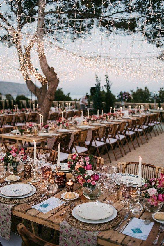Tendencias para bodas en 2020