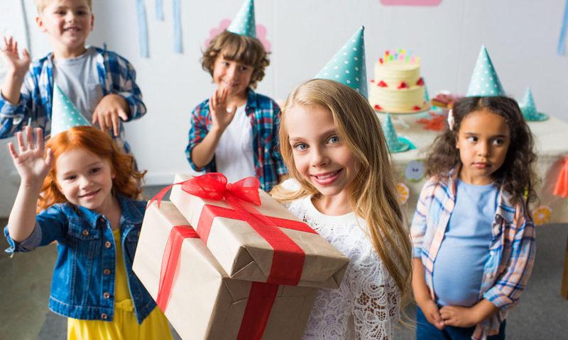 fiesta infantil ecológica